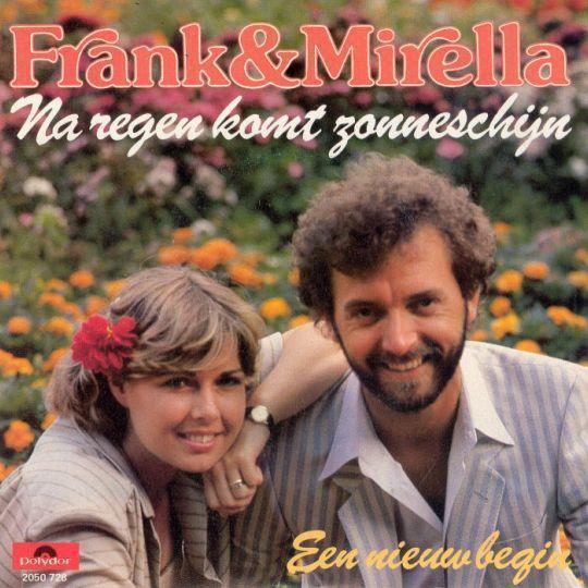 Coverafbeelding Na Regen Komt Zonneschijn - Frank & Mirella