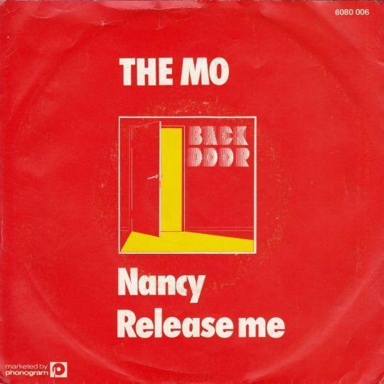 Coverafbeelding Nancy - The Mo