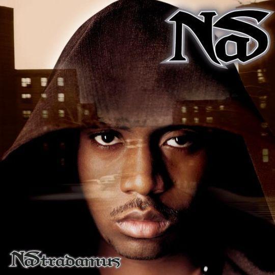 Coverafbeelding Nastradamus - Nas