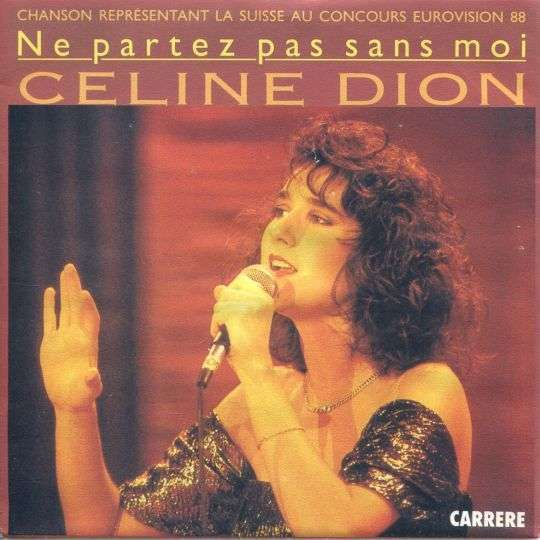 Coverafbeelding Ne Partez Pas Sans Moi - Celine Dion