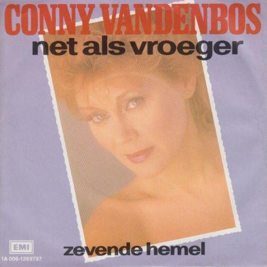 Coverafbeelding Net Als Vroeger - Conny Vandenbos