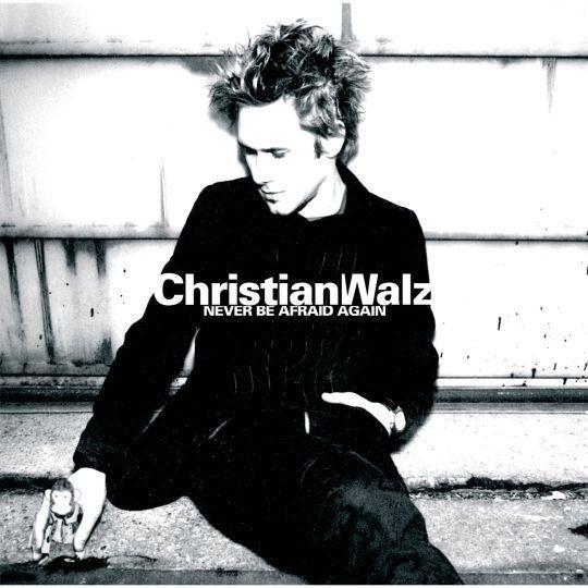 Coverafbeelding Never Be Afraid Again - Christian Walz