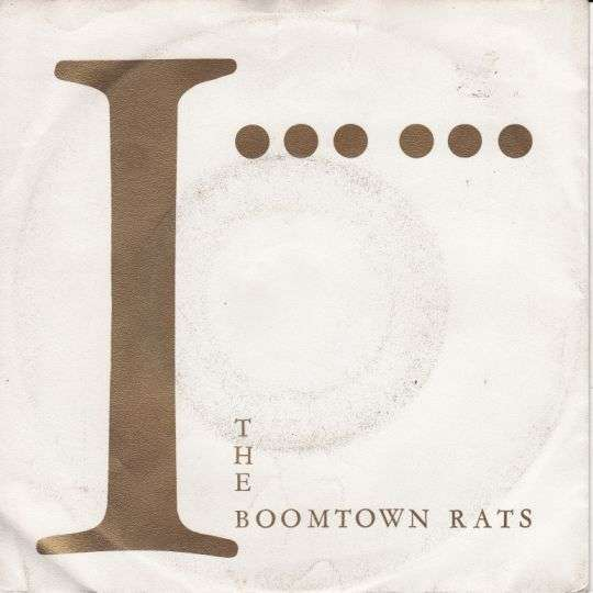 Coverafbeelding Never In A Million Years - The Boomtown Rats
