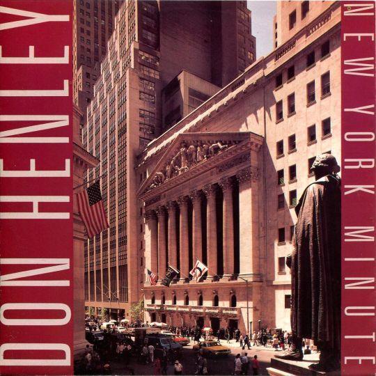 Coverafbeelding New York Minute - Don Henley