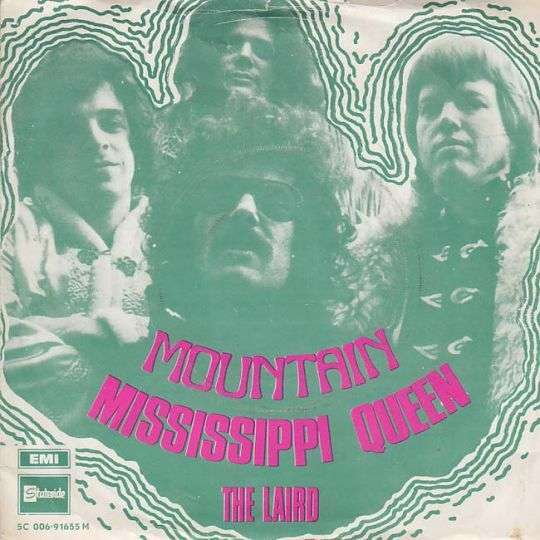 Coverafbeelding Mountain - Mississippi Queen