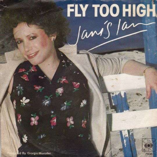 Coverafbeelding Fly Too High - Janis Ian
