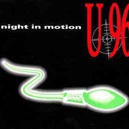 Coverafbeelding Night In Motion - U96