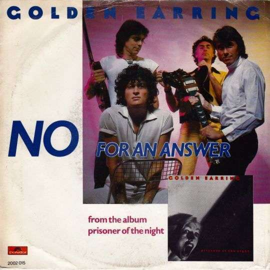 Coverafbeelding No For An Answer - Golden Earring