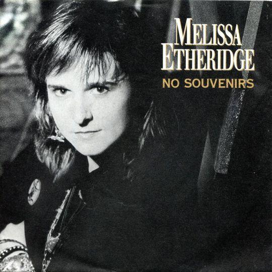Coverafbeelding No Souvenirs - Melissa Etheridge