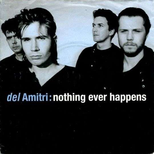 Coverafbeelding Nothing Ever Happens - Del Amitri