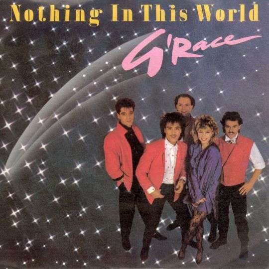 Coverafbeelding G'race - Nothing In This World