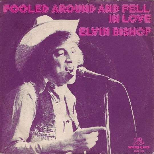 Coverafbeelding Fooled Around And Fell In Love - Elvin Bishop