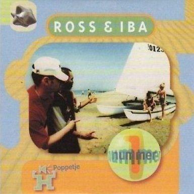 Coverafbeelding Ross & Iba - Nummer 1 - Poppetje