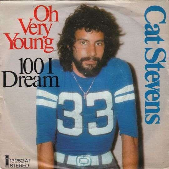 Coverafbeelding Oh Very Young - Cat Stevens