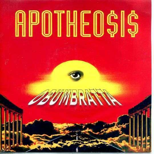 Coverafbeelding Apotheosis - Obumbratta