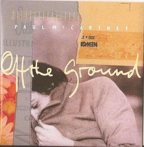 Coverafbeelding Off The Ground - Paul Mccartney