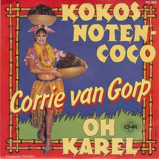 Coverafbeelding Oh Karel - Corrie Van Gorp