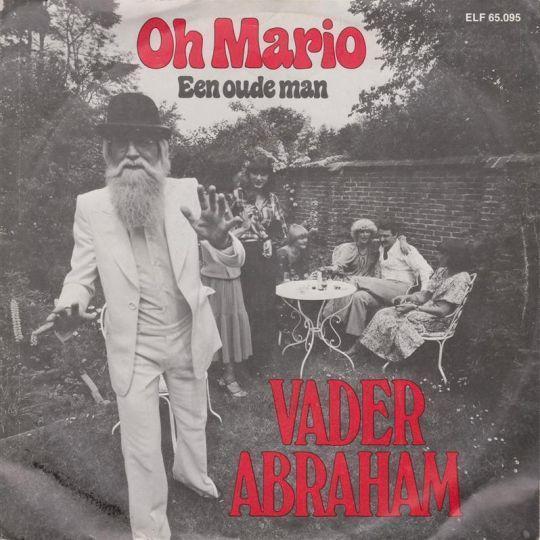 Coverafbeelding Oh Mario - Vader Abraham
