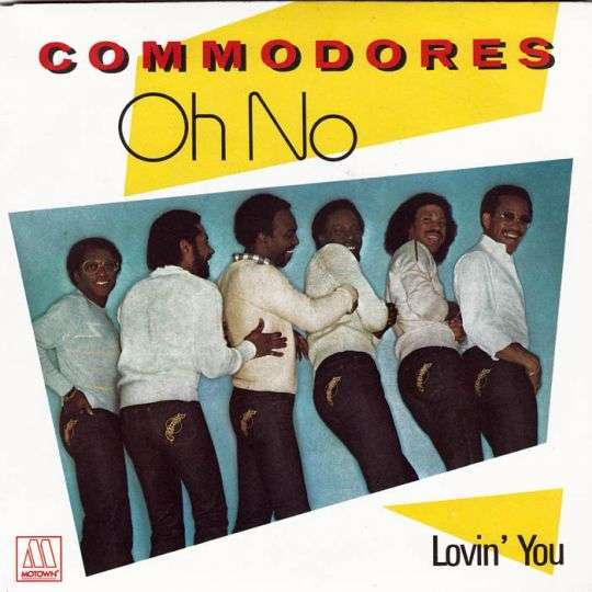 Coverafbeelding Oh No - Commodores