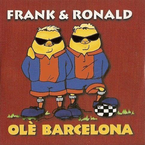 Coverafbeelding Ol� Barcelona - Frank & Ronald