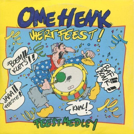 Coverafbeelding Ome Henk - Ome Henk Viert Feest!