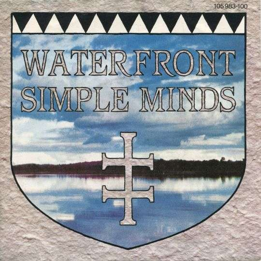 Coverafbeelding Waterfront - Simple Minds