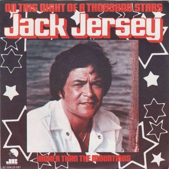 Coverafbeelding On This Night Of A Thousand Stars - Jack Jersey