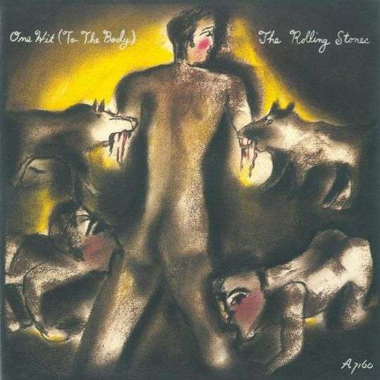 Coverafbeelding One Hit (To The Body) - The Rolling Stones