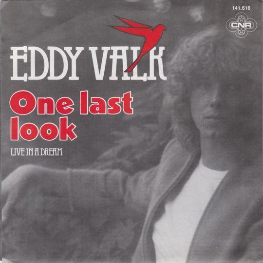 Coverafbeelding Eddy Valk - One Last Look