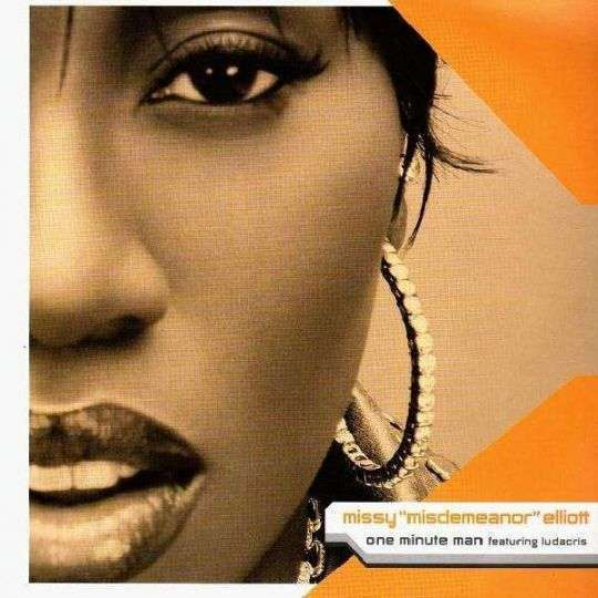 "Coverafbeelding One Minute Man - Missy ""misdemeanor"" Elliott Featuring Ludacris"