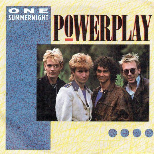 Coverafbeelding One Summernight - Powerplay