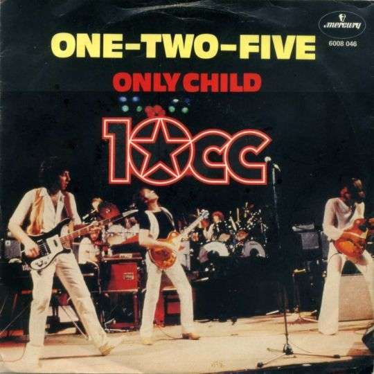 Coverafbeelding One-two-five - 10cc