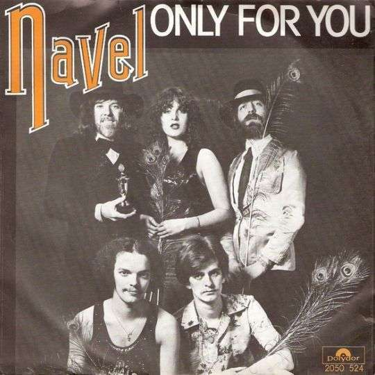 Coverafbeelding Only For You - Navel