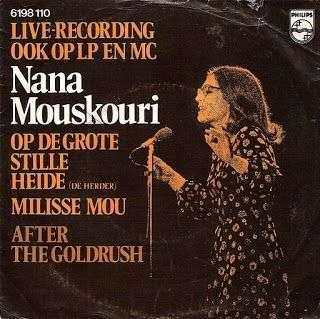 Coverafbeelding Op De Grote Stille Heide (De Herder) - Nana Mouskouri