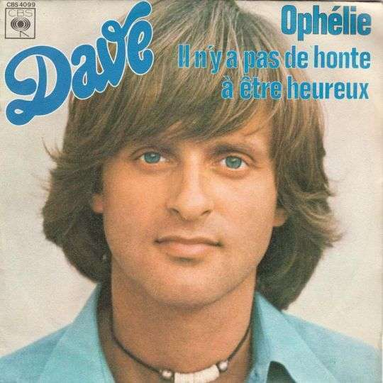 Coverafbeelding Oph�lie - Dave