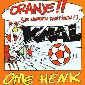 Coverafbeelding Oranje!! (We Worden Kampioen!) - Ome Henk
