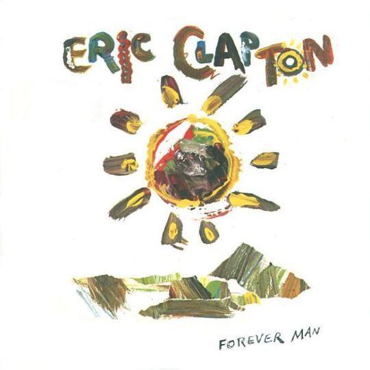 Coverafbeelding Forever Man - Eric Clapton