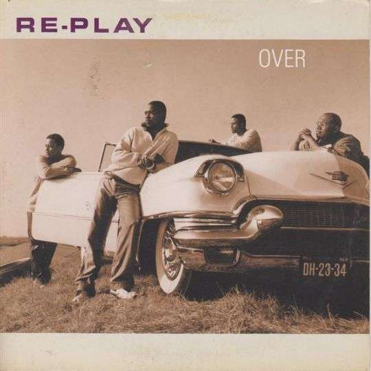 Coverafbeelding Over - Re-play
