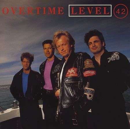Coverafbeelding Overtime - Level 42