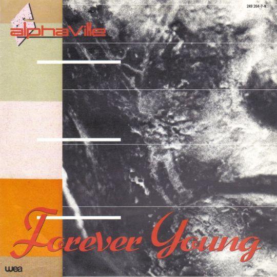 Coverafbeelding Forever Young - Alphaville