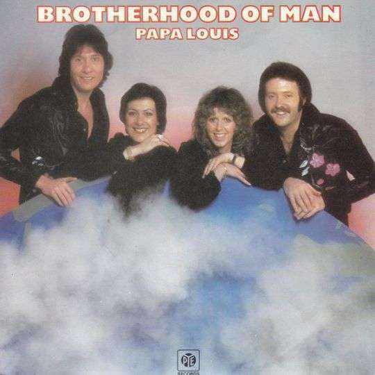 Coverafbeelding Papa Louis - Brotherhood Of Man