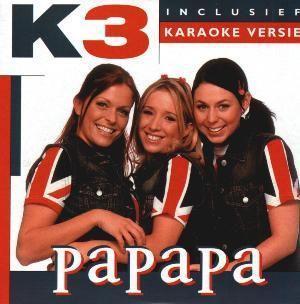 Coverafbeelding Papapa - K3