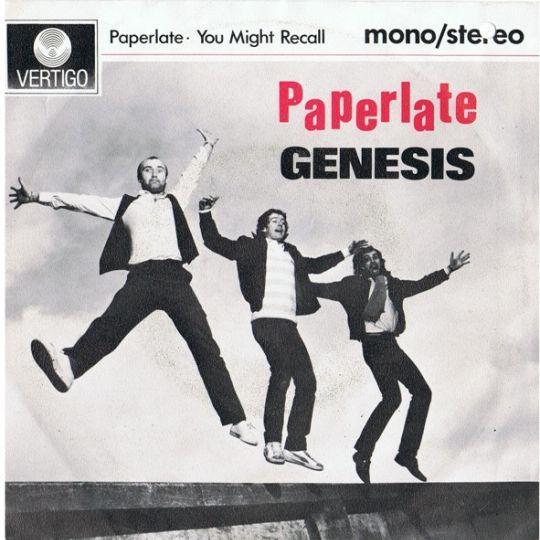 Coverafbeelding Paperlate - Genesis