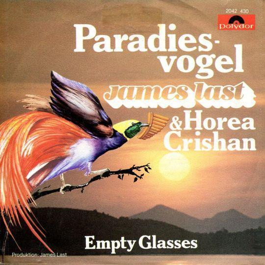 Coverafbeelding Paradiesvogel - James Last & Horea Crishan