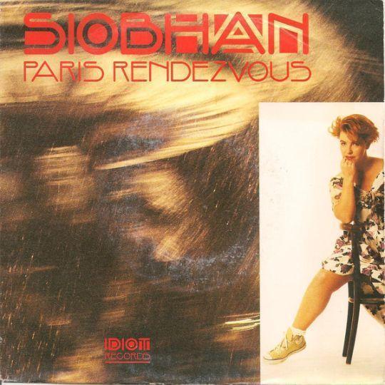 Coverafbeelding Siobhan - Paris Rendezvous