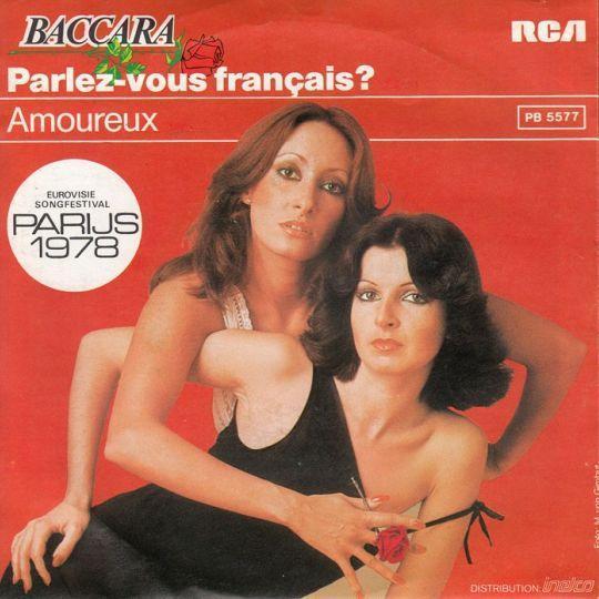 Coverafbeelding Parlez-vous Français? - Baccara