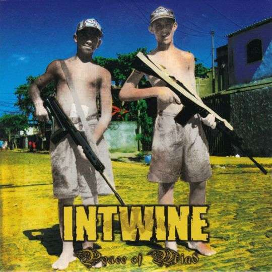 Coverafbeelding Peace Of Mind - Intwine