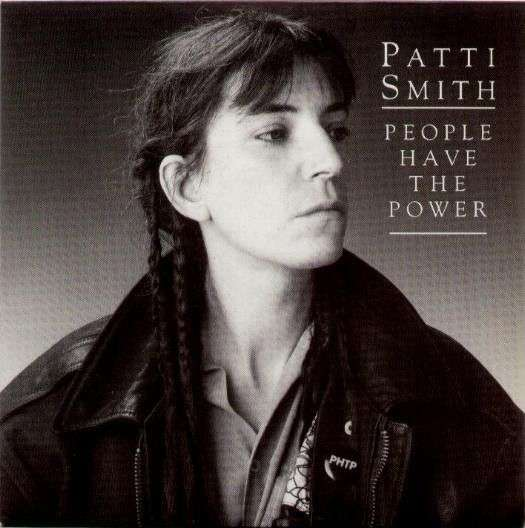 Coverafbeelding People Have The Power - Patti Smith