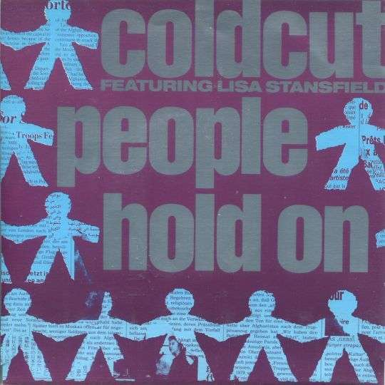 Coverafbeelding Coldcut featuring Lisa Stansfield - People Hold On