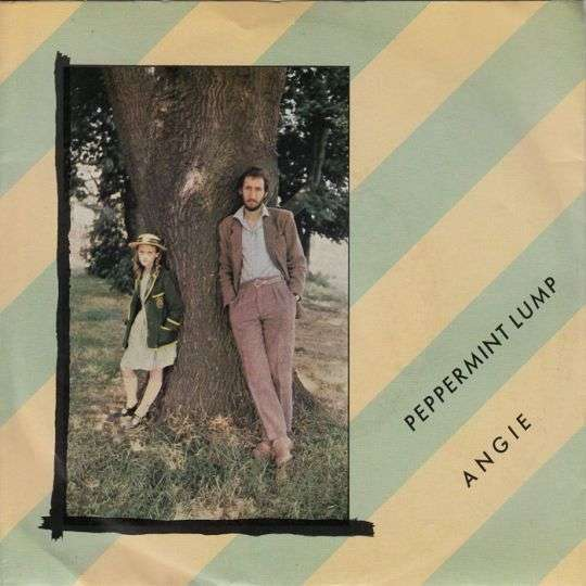 Coverafbeelding Angie - Peppermint Lump